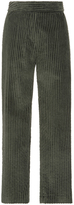 Cacharel Cropped Corduroy Trousers