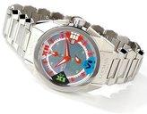 Locman Men's Cavallo Pazzo Stainless Steel Watch