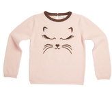 Marie Chantal Cat Cashmere Sweater