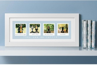 Virgin Experience Days Personalised Remember The Days Four Image Framed Wall Art