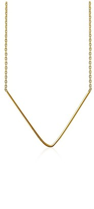 Daixa Somed Uve Necklace - Minimalist Gold