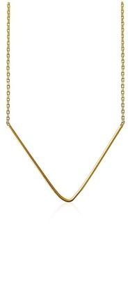 Uve Necklace - Minimalist Gold