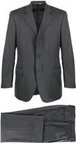 Dolce & Gabbana Pre Owned 1990s herringbone two-piece suit