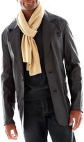 Excelled Leather Excelled 2-Button Lambskin Blazer