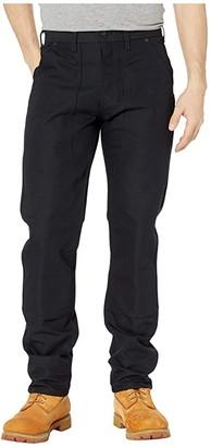 Topo Designs Work Pants (Black) Men's Casual Pants