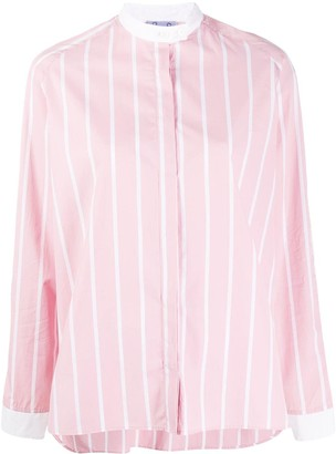 Thierry Colson Striped Long-Sleeve Shirt