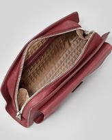 Proenza Schouler PS13 Clutch Bag, Wine