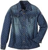 Mexx Boy's K1ICZ013 Kids Boys Shirt Light Weight Shirt,(Manufacturer Size: XX-Large)