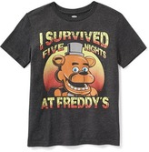 """Old Navy """"I Survived Five Nights at Freddy's"""" Tee for Boys"""