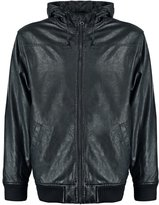 Forvert Faux Leather Jacket Black