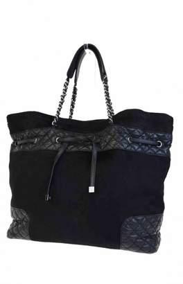 Chanel Black Pony-style calfskin Handbags