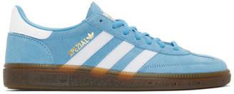 adidas Blue Handball Spezial Sneakers