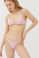 Out From Under Knotted High Leg Bikini Bottom