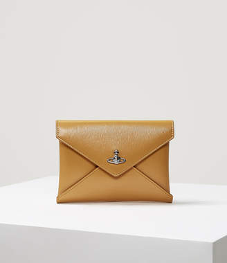Vivienne Westwood Bella Small Pouch Yellow