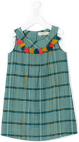 Nice Things Checked Dress - kids - Cotton - 8 yrs