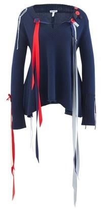 Loewe Ribbons wool jumper