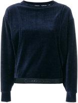 CK Calvin Klein round neck sweatshirt