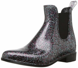 Western Chief Girl's Glitter Chelsea Boot Boot