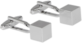 Oxford Cufflinks Cubes Silver X