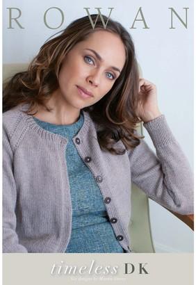 Rowan Timeless DK Women's Knitting Pattern Magazine