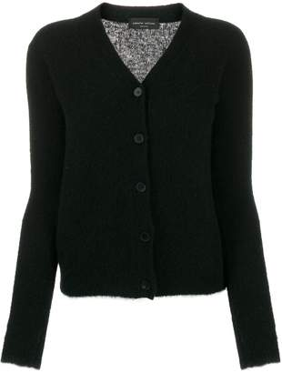 Roberto Collina V-neck knitted cardigan