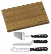 Wusthof Gourmet 4-Piece Cheese Knife Set