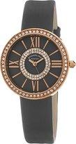 Stuhrling Original Women's 566.06 Vogue Analog Display Quartz Grey Watch