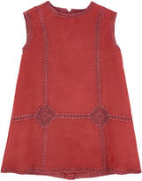 Mayoral Embroidered dress