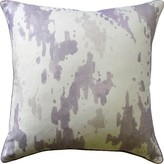 The Well Appointed House Color Splash Pillow in Lilac and White-Available in Two Different Sizes