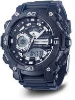 2xist Men's 'C40' Quartz Resin and Rubber Sport Watch, Color: (Model: 37600022)