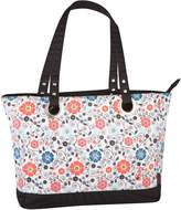 Thermos FOOGO Diaper Tote, Poppy Patch (Discontinued by Manufacturer)
