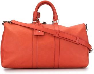 Louis Vuitton 2001 pre-owned Keepall 45 weekend bag