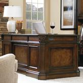 Hooker Furniture European Renaissance II Kneehole Executive Desk