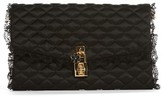 Dolce & Gabbana Quilted Clutch - Black
