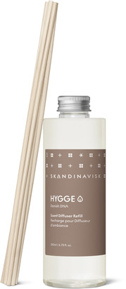 Skandinavisk - Hygge Diffuser Refill - brown | glass - Brown/Brown