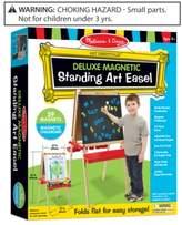 Melissa & Doug Kids Deluxe Magnetic Standing Art Easel