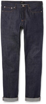 Thumbnail for your product : A.P.C. Petit New Standard Skinny-Fit Dry Selvedge Denim Jeans