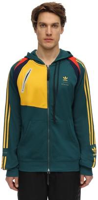Adidas Originals Statement Bed J.w. Ford Zip-Up Sweatshirt Hoodie