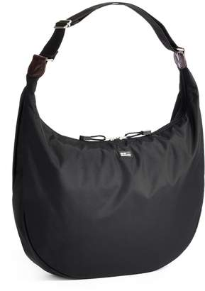 Derek Alexander Large Nylon Hobo Bag