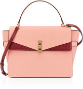 Henri Bendel Uptown Blocked Satchel