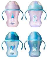 Tommee Tippee 2pk 7oz Sippy Trainer Cup - Assorted
