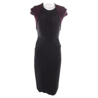 Jonathan Saunders Purple Silk Dress for Women