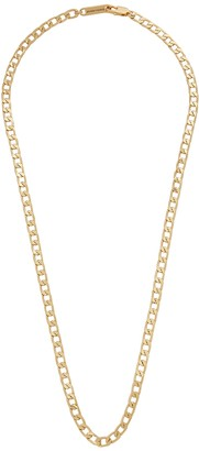 Jenny Bird The Walter 14kt Gold-dipped Chain Necklace