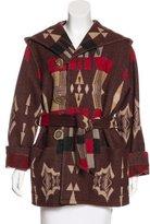 Ralph Lauren Belted Wool Coat