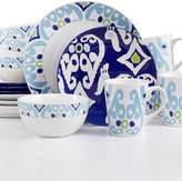 Rachael Ray Ikat 16-Pc. Set, Service for 4