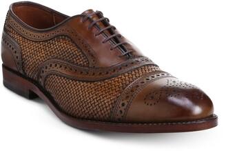 Allen Edmonds Strand Weave Toe Oxford
