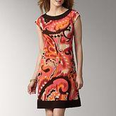 Liz Claiborne Banded Summer Dress