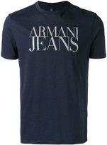 Armani Jeans classic T-shirt - men - Cotton - XXL