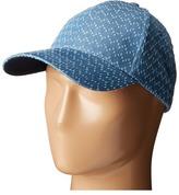 Vince Camuto Denim Baseball Caps