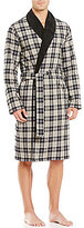 UGG Kalib Plaid Robe
